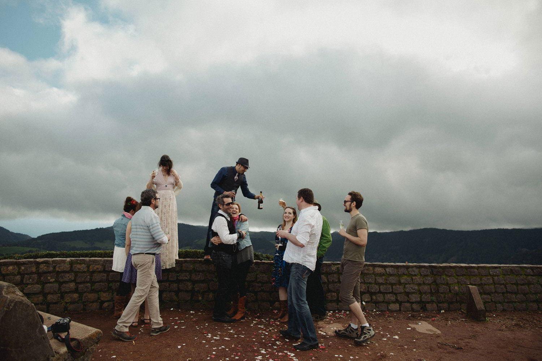 azores wedding details