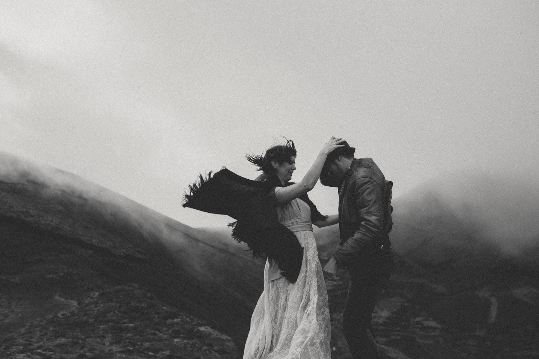 intimate azores wedding