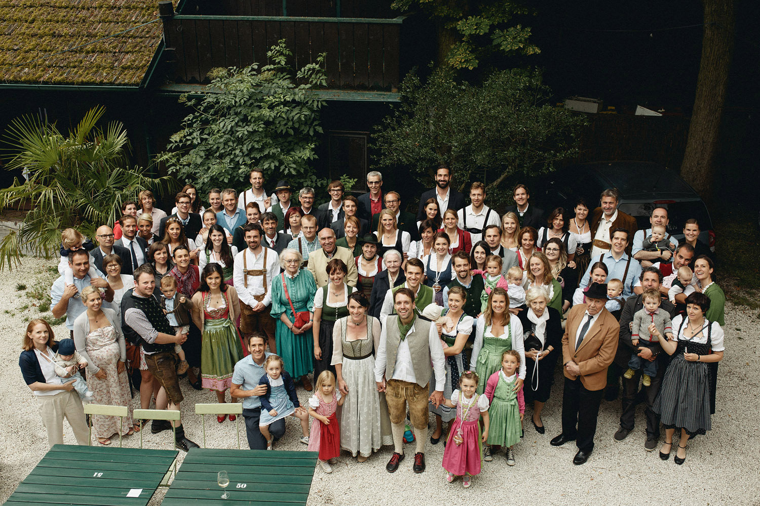 traditional wedding austria