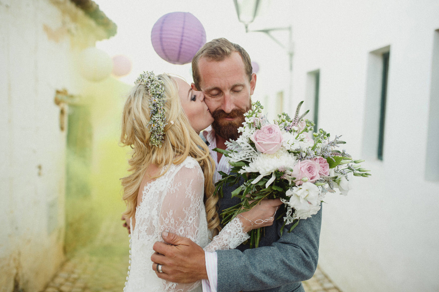 boho wedding photographer portugal