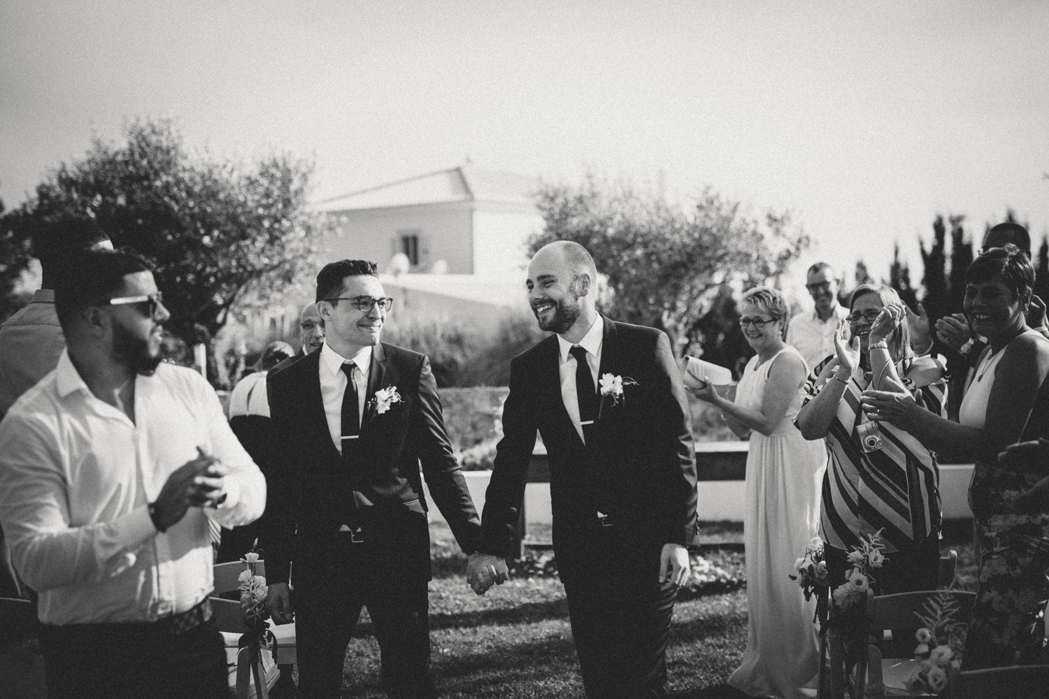 gay wedding photographer portugal