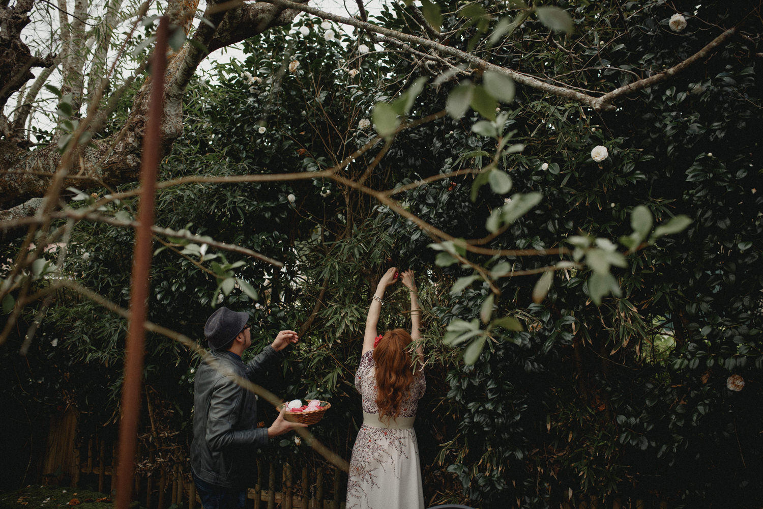 alternative wedding in the azores