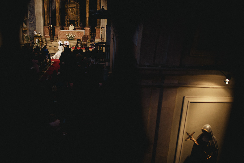 churhc ceremony in lisbon portugal