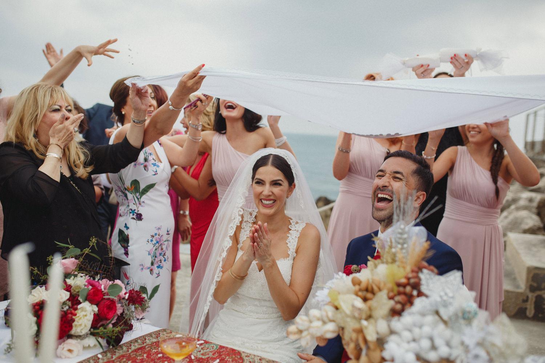 short iranian celebration in coconuts cascais wedding