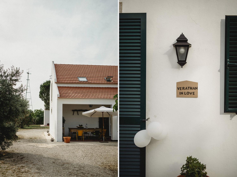 privat villa venue portugal