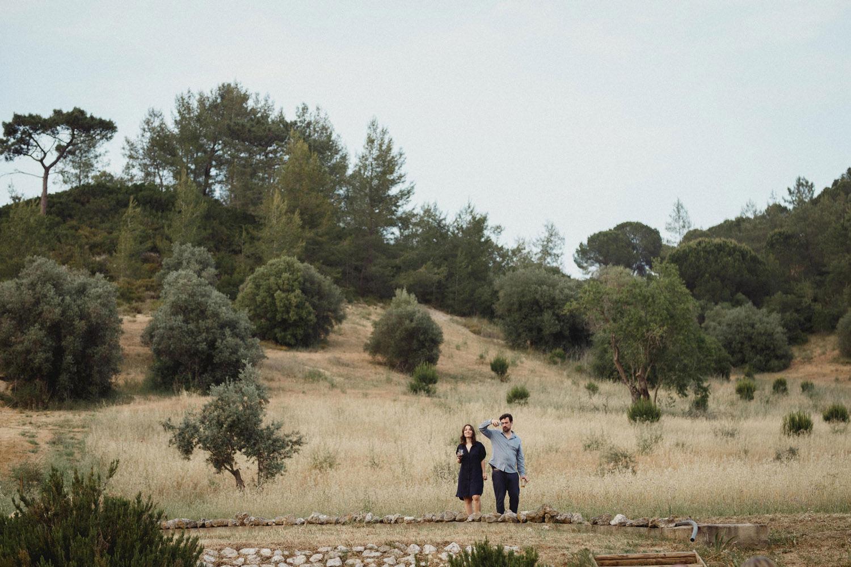 guests at portugal destination wedding