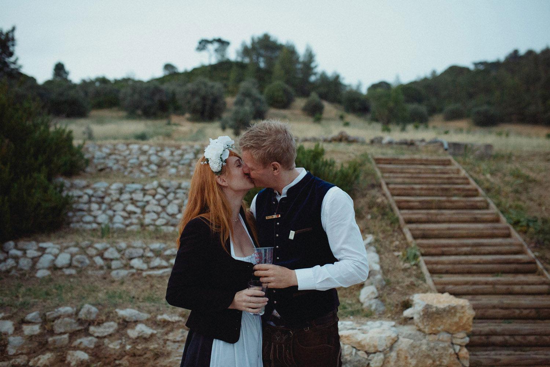 bavarian wedding portugal