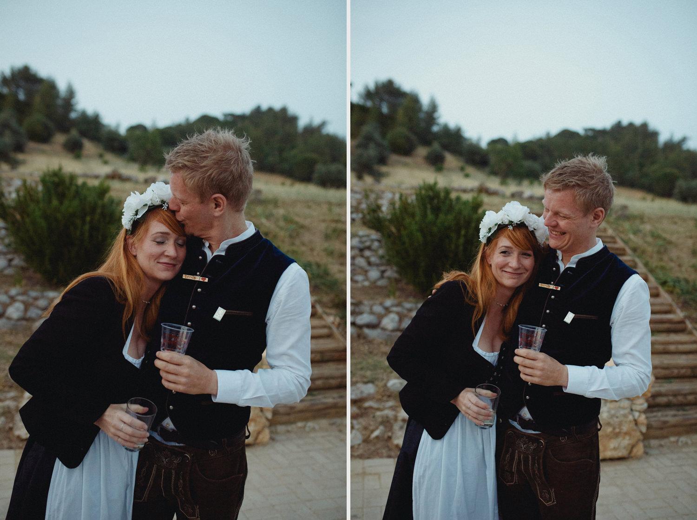 germans getting married in portugal
