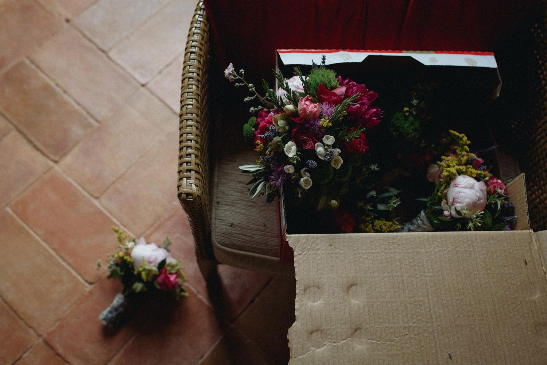 wedding flowers portugal