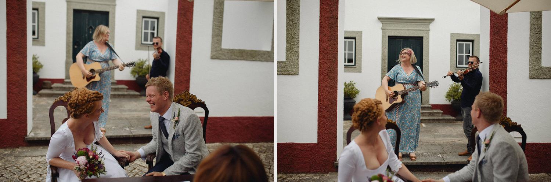 private villa wedding portugal