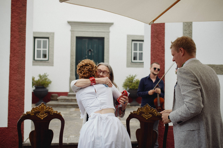 alternative wedding ceremony portugal
