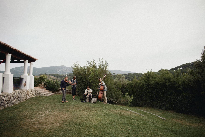 live music wedding portugal