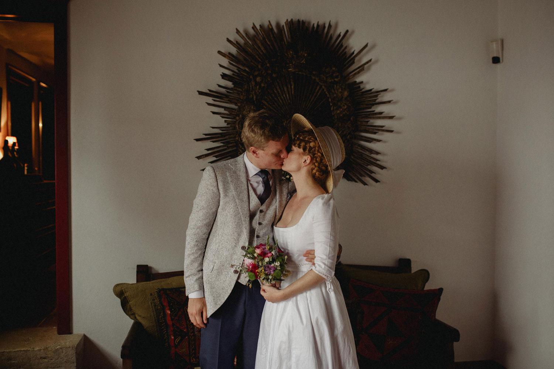 romantic boho wedding portugal